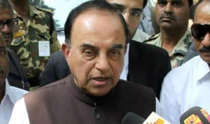 Never spoke to Narendra Modi about National Herald case: Subramanian Swamy