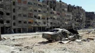 UN envoy sets Syria peace talks target date for January 25