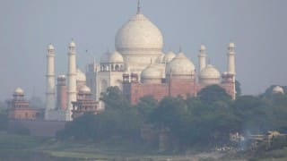 Missing Taj Mahal pinnacle taken down for repairs: ASI