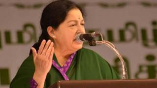 Jayalalithaa urges Narendra Modi to declare Tamil Nadu floods as national calamity