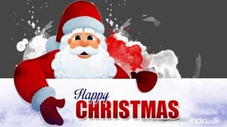 Christmas 2015 in Hindi: Best Christmas SMS, Shayari, WhatsApp & Facebook Messages to Wish Merry Christmas greetings!