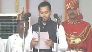PM Modi returns to India only for washing his clothes: Bihar Deputy CM Tejashwi Yadav