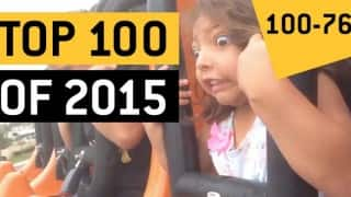 Top 100 Viral Videos of the Year 2015 (Part 1)