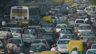 Driving Vehicles Without HSRP, Colour-coded Stickers? Get Ready to Pay Fine of Rs 10000