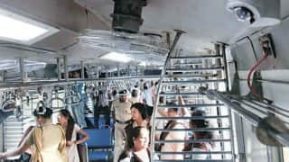 Mumbai Locals: Rains disrupt Central Railway services; trains running over 30 mins late