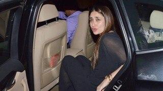 Kareena Kapoor Khan's secret night-out!