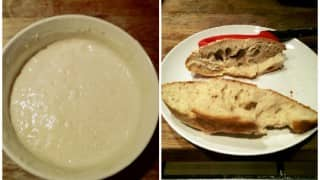 Yikes! This British woman used her vaginal yeast to make sourdough bread!