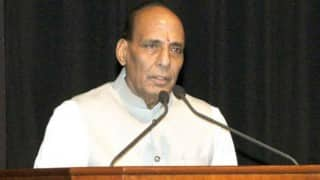 Rajnath Singh urges youth to spread message of patriotism