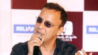 I don't believe in 'filmi friendship': Vidhu Vinod Chopra