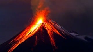 Volcanoes sparked 'Jurassic ice age'