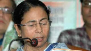 Mamata Banerjee cautions TMC leaders against 'internal bickering'