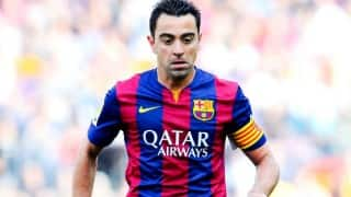 Xavi Hernandez disagrees with Jose Mourinho's brand of football