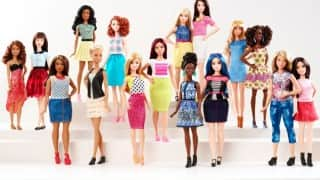 Barbie becomes more accepting of women with 3 new body types