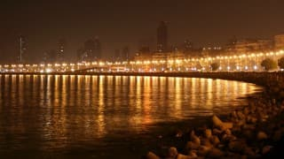 Colour of development is white: BJP taunts Shiv Sena over LED issue at Marine Drive