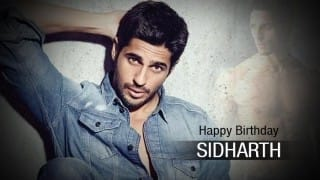 Sidharth Malhotra birthday: Check out the actresses who loved romancing the handsome hunk!