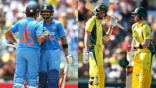 India vs Australia 2016: Statistical Highlights of the 1st ODI between IND vs AUS at Perth