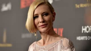 Cate Blanchett to play villain in 'Thor 3'?