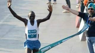 Indian runners, course record holders ready for Marathon