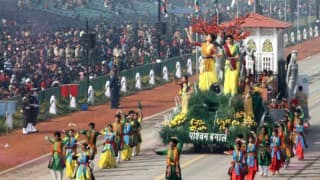 Republic Day 2016: 23 tableaux on display