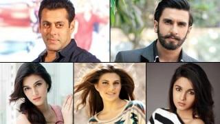 Filmfare Awards 2016: Salman Khan, Ranveer Singh, Alia Bhatt, Jacqueline Fernandez and Kriti Sanon to perform at the award function