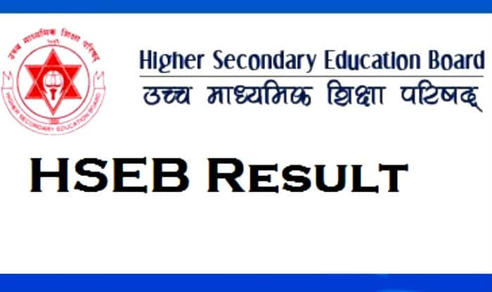 HSEB 2015 Higher Secondary Education Board class XI results website