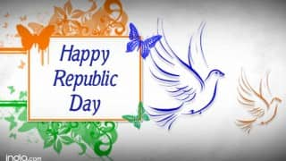 Republic Day 2017 Wishes in Hindi: Republic Day Quotes, WhatsApp Status, Facebook Messages & Images to send Happy 68th Republic Day Greetings