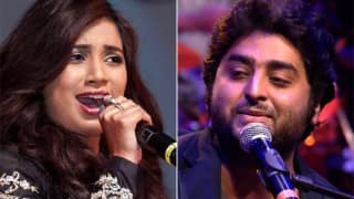 61st Britannia Filmfare Awards 2016: Arijit Singh and Shreya Ghoshal win the Best Singer Award