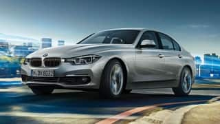 BMW launches updated version of '3 Series' sedan in India