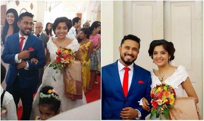 Abish matthew wedding pictures