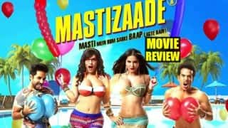 Mastizaade movie review: Sunny Leone's bold avatar & Vir Das' comic timing will entertain you!