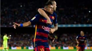 Compilation of Neymar Jr's first 50 goals for Barcelona