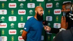 How good was Hashim Amla's record as Test captain?