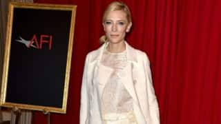 Cate Blanchett watched first sex scene at eight