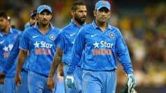 MS Dhoni's record as ODI captain post-World Cup 2015 is poor