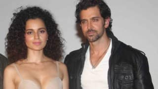 Former lovers, now exes; Kangana Ranaut FINALLY admits to have dated Hrithik Roshan