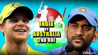 India vs Australia 2nd ODI Preview: Weakened hosts give MS Dhoni's team chance to level series