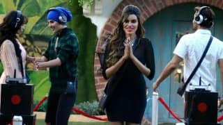 Bigg Boss 9 Day 100: Yuvika and Giselle are back in the house!