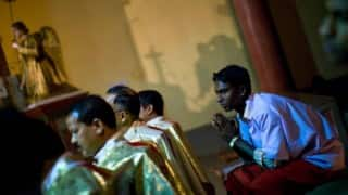 Attacks on Christians increase in BJP ruled states and so does number of RSS shakhas