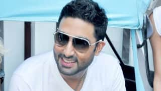 Abhishek Bachchan keen to become brand ambassador for government programmes