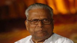 V S Achuthanandan demands CBI probe into alleged theft in Padmanabha temple