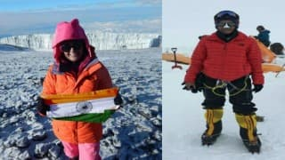 Aparna Kumar, IPS officer scales tallest peak in Antarctica after Europe and South America