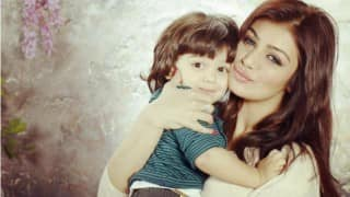 Ayesha Takia & son Mikhail are an adorable duo! See pictures