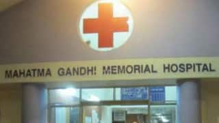 Fire breaks out at Mumbai's Mahatma Gandhi Memorial Hospital; none hurt