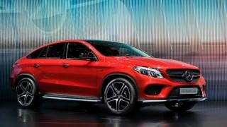 Mercedes ने लॉन्च की GLE 450 AMG Coupe
