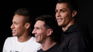 FIFA Ballon d'Or Awards: Lionel Messi, Cristiano Ronaldo & Neymar lead attack in World XI 2015