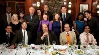 John Krasinski would love an 'Office' reunion