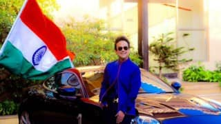 Adnan Sami celebrates being Indian