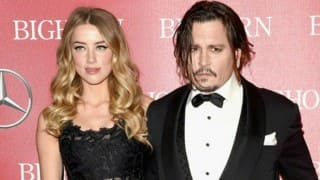 Johnny Depp all praise for his wife Amber Heard