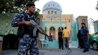 Two Sunni mosques bombed, muezzin killed in Iraq