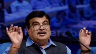 Lay stress on society-oriented research: Nitin Gadkari to varsities